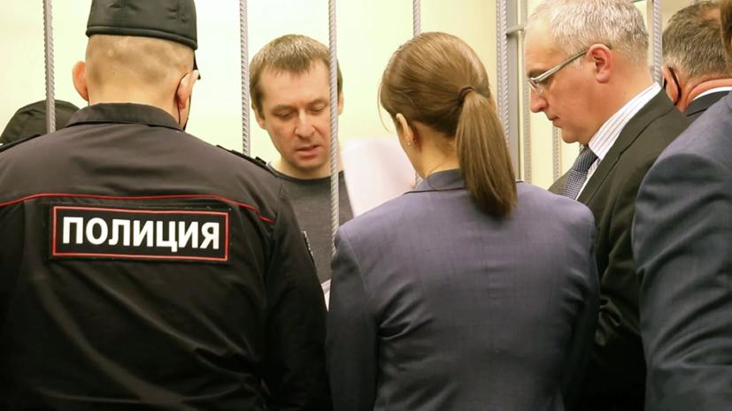 В ОНК заявили, что арестованный адвокат экс-полковника Захарченко не признаёт вину