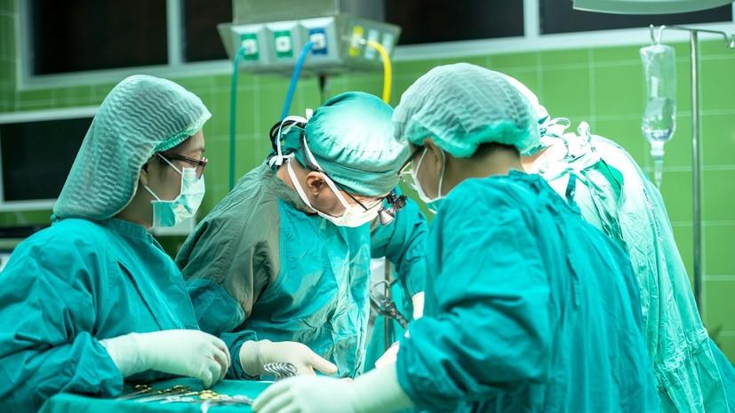 Американская ассоциация хирургов высказалась о включении в свои ряды Хатькова