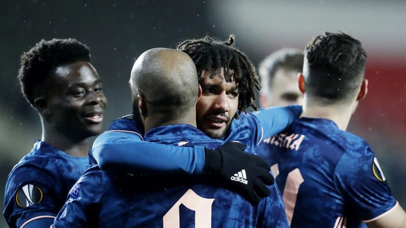 МЮ сыграет с «Ромой, а «Арсенал» — с «Вильярреалом» в полуфиналах ЛЕ