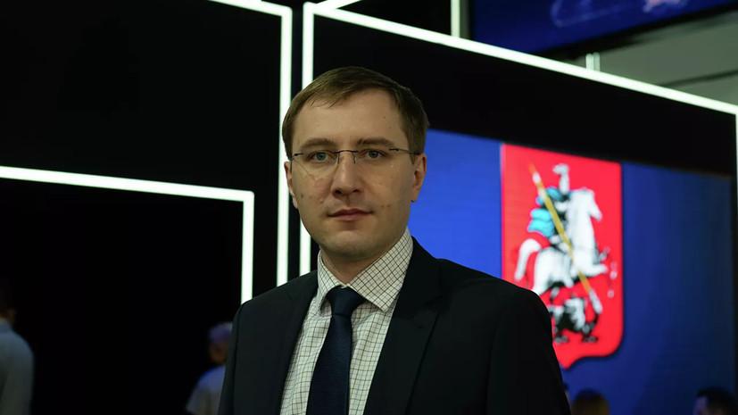 Замглавы департамента экономики Москвы задержали по делу о взятке