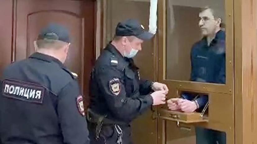Суд арестовал замглавы Департамента экономики Москвы по делу о взятке