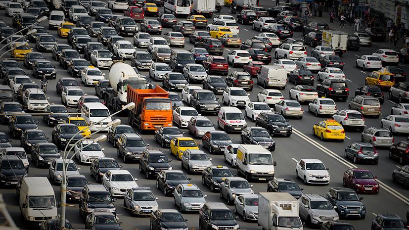 Эксперты оценили объёмы выпуска автомобилей в России с начала года