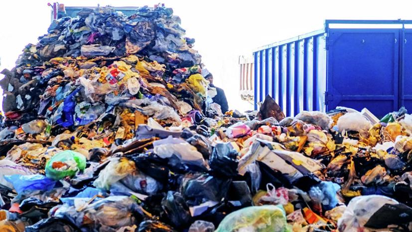 В Самарской области начал работу мусоросортировочный комплекс