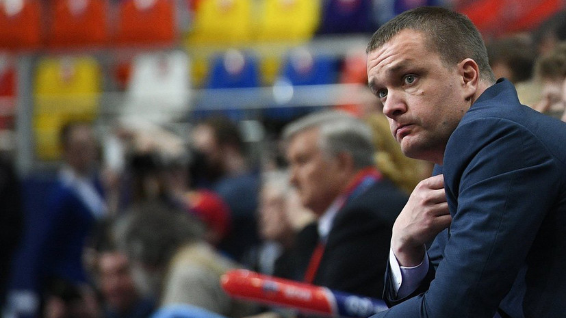 Ватутин высказался о будущем Итудиса в ПБК ЦСКА