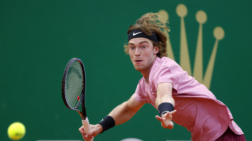 Рублёв достиг уникального результата, победив Надаля на турнире ATP в Монте-Карло