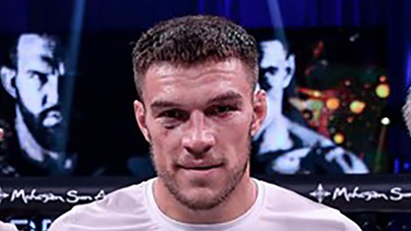 Виктор Немков проиграл Албректссону в дебютном бою в Bellator