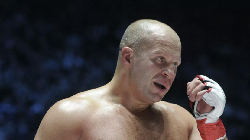 Глава Bellator сообщил, что Фёдор Емельяненко проведёт ещё два боя до завершения карьеры