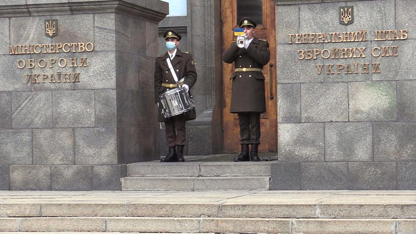 Главком ВСУ призвал не разжигать панику на Украине