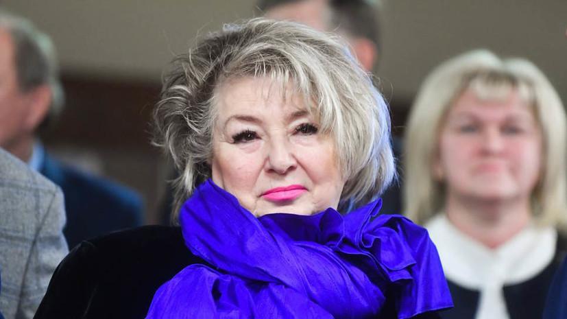 Тарасова призналась, что пребывает в восторге после произвольной программы Мишиной и Галлямова