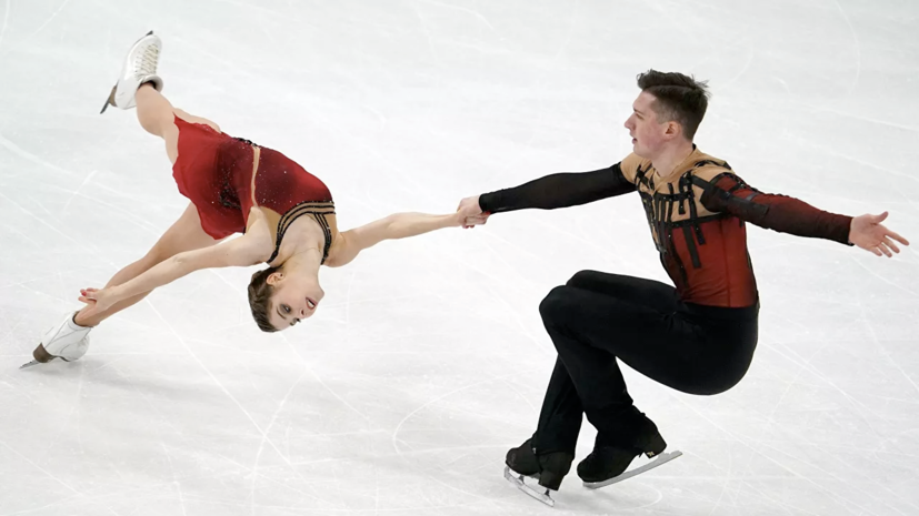 Сборная России впервые в истории выиграла командный ЧМ по фигурному катанию