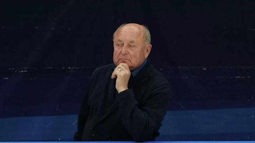 Мишин: нахожусь под впечатлением от победы нашей команды на ЧМ