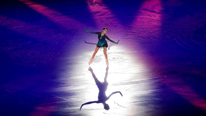Щербакова рассказала, что от победы на командном ЧМ получила больше радости, чем от золотой медали в Стокгольме