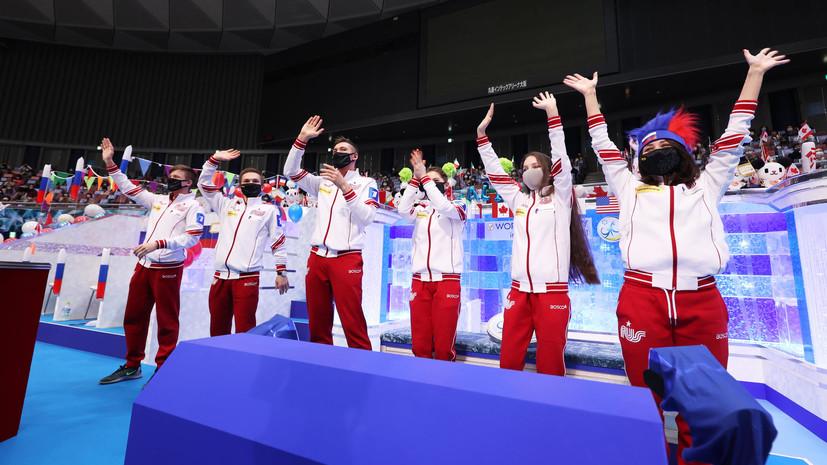 Урманов поздравил российских фигуристов с победой на командном ЧМ