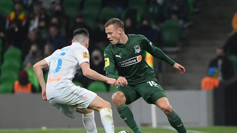 «Краснодар» упустил победу над «Зенитом» в матче РПЛ, ведя в счёте с разницей в два мяча