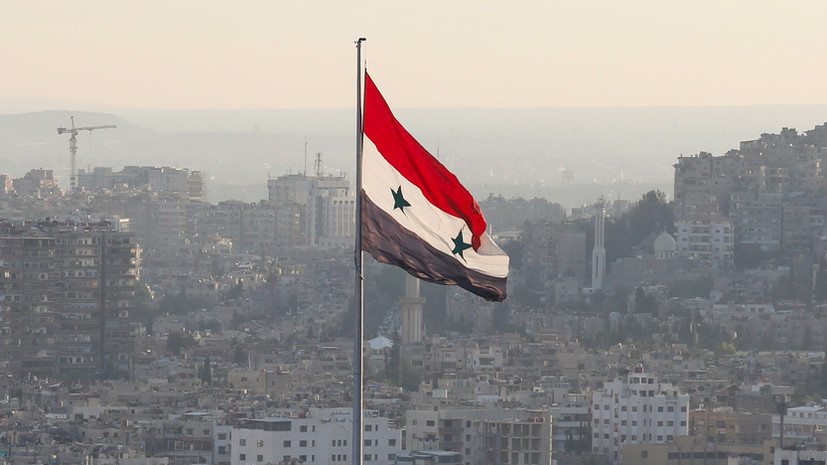 Парламент Сирии назначил выборы президента страны на 26 мая