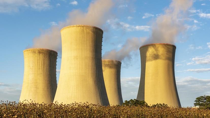 В Чехии назвали участие «Росатома» в тендере на достройку АЭС «Дукованы» маловероятным
