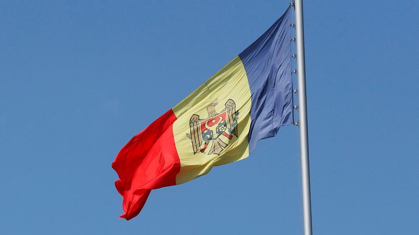 В Молдавии потерпел крушение легкомоторный самолёт
