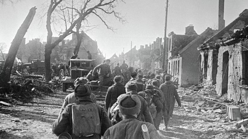ФСБ рассекретила материалы о концлагерях нацистов в Восточной Пруссии
