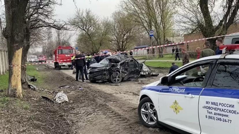 Выживший в ДТП в Новочеркасске подросток остаётся в коме