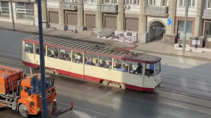 В Челябинске обсудили способы борьбы с последствиями пылевых бурь