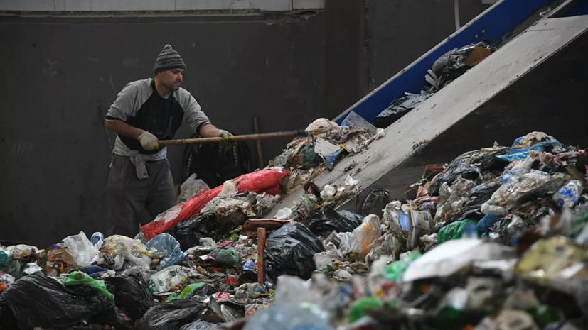 РБК: Минфин предложил отложить строительство 25мусоросжигательных заводов