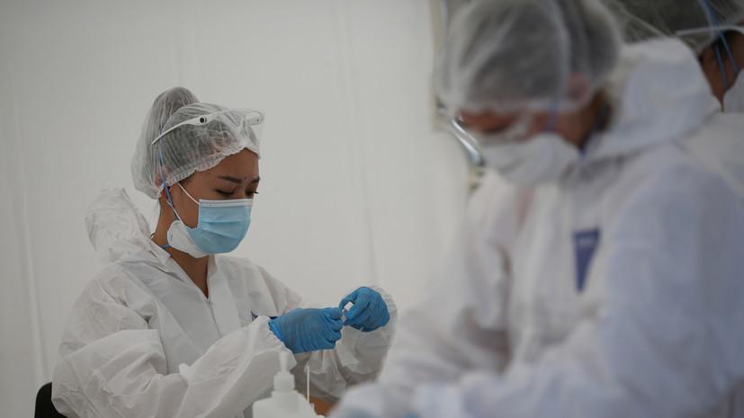 В России зафиксировали формирование сибирского варианта коронавируса