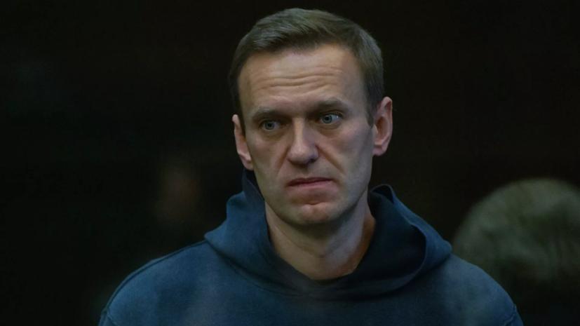 Навального переводят в стационар больницы для осуждённых во Владимире