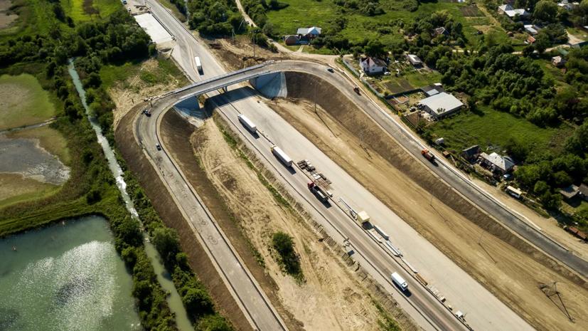 Кабмин направит 40 млрд рублей на строительство трассы Москва — Казань