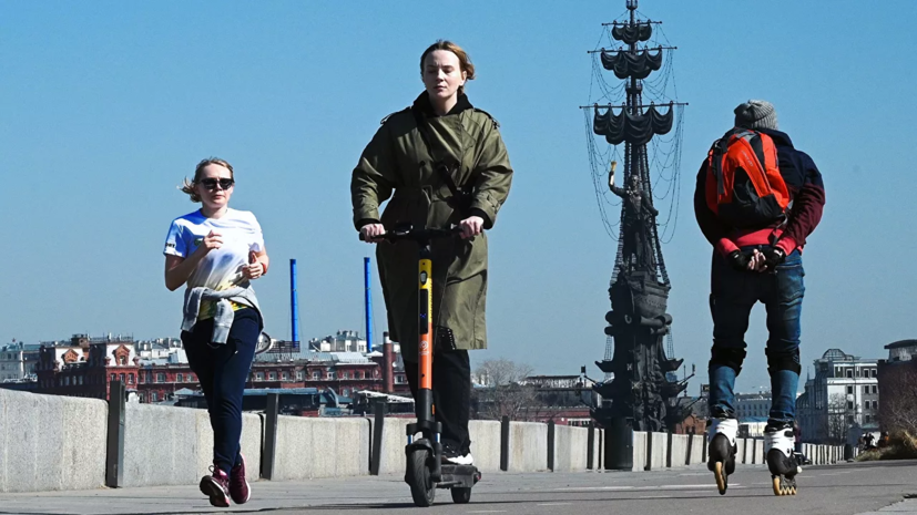 Синоптики прогнозируют тёплый май в России