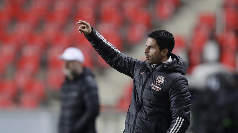 Источник: футболисты и тренеры «Арсенала» не знали о намерении клуба войти в Суперлигу