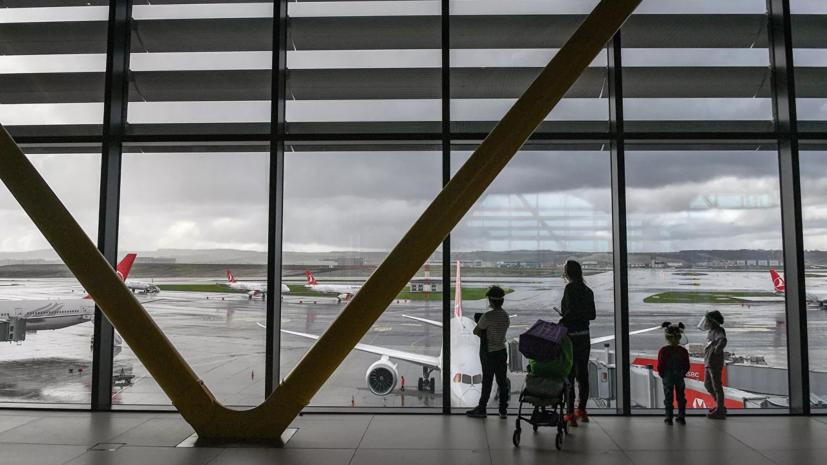 Росавиация рассказала о вывозе туристов из Турции и Танзании
