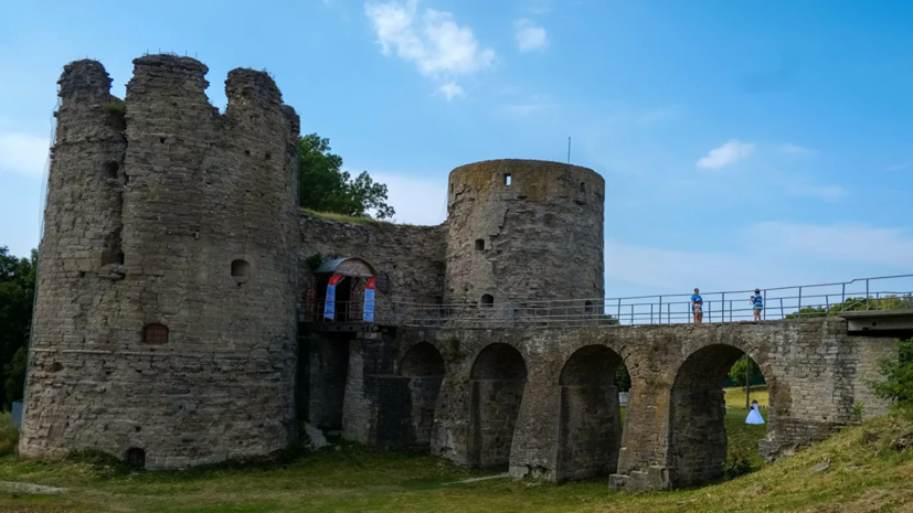 Власти Ленобласти рассказали о реставрации крепости Копорье