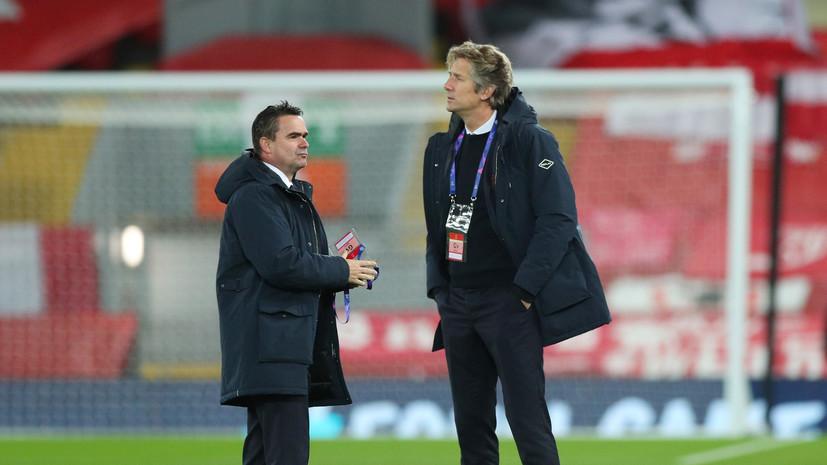 В «Аяксе» выразили разочарование от решения топ-клубов Европы о создании Суперлиги