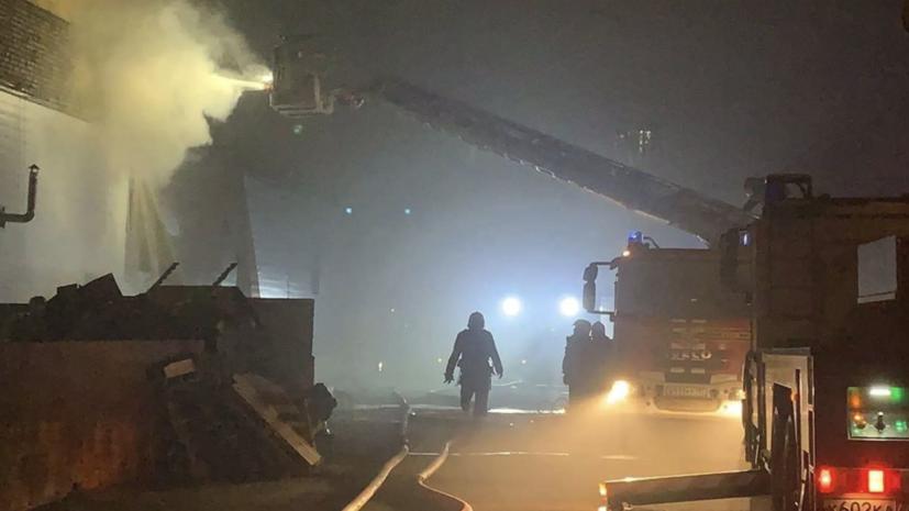 В Госдуме оценили предложение сажать на 10 лет за повлёкшие гибель пожарных поджоги