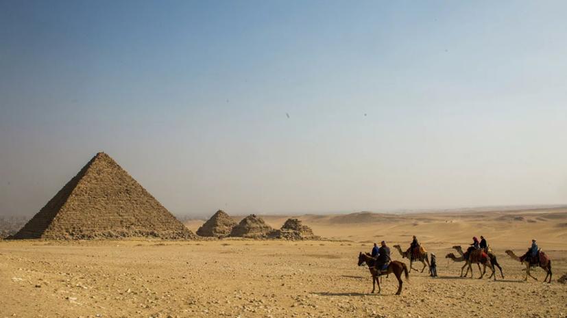 В МИД России оценили возможность открытия чартеров на курорты Египта