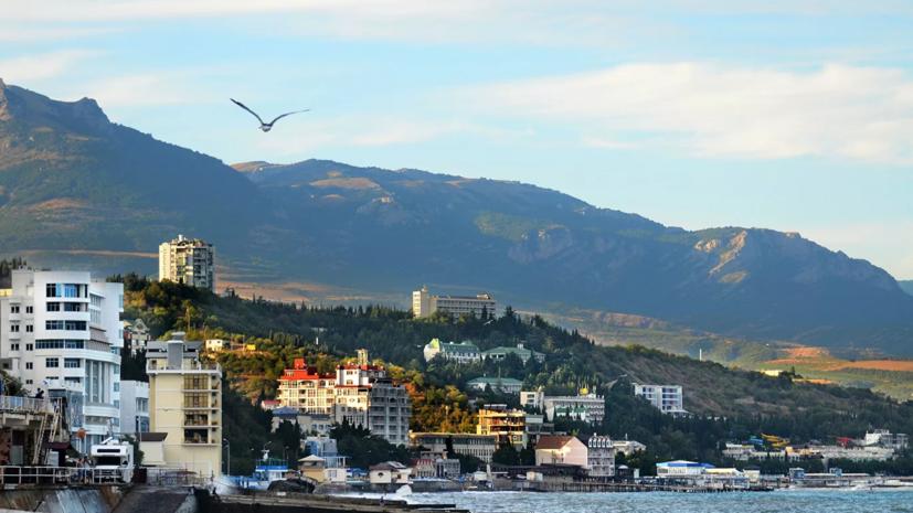 В Крыму предупредили об усилении ветра до 28 м/с