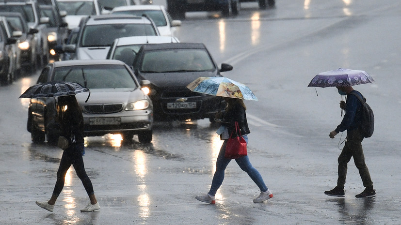 Автоэксперт рассказал о правилах безопасного вождения во время дождя