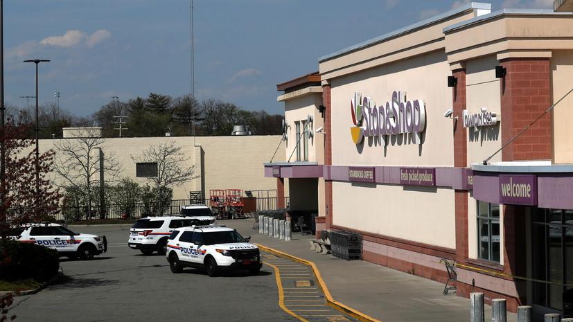 В Нью-Йорке задержали подозреваемого в стрельбе в магазине