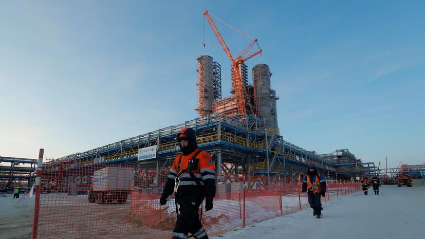 В «Газпроме» рассказали о векторе направления внешней торговли России