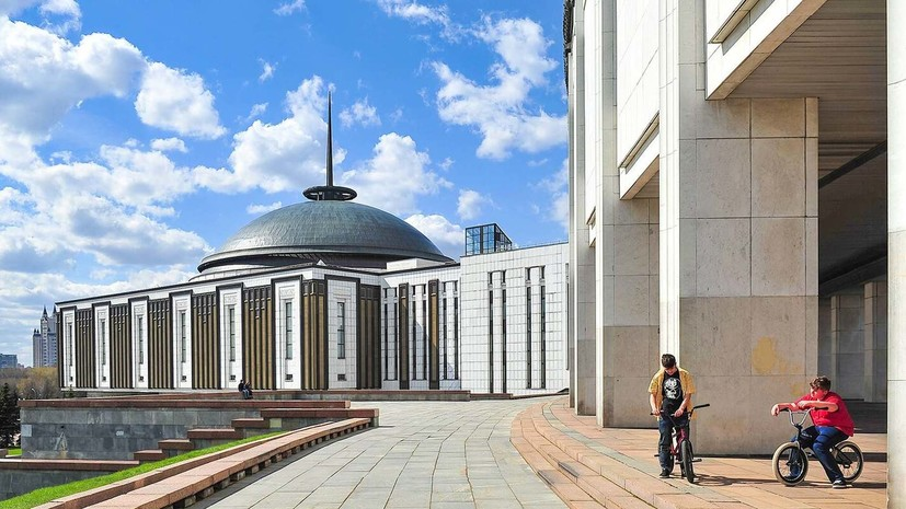 В московском Музее Победы стартовал квест для школьников «Подвиг народа»