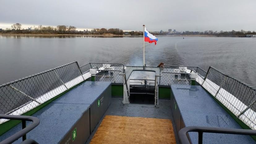 Пассажирская навигация по Волге и Каме откроется 30 апреля