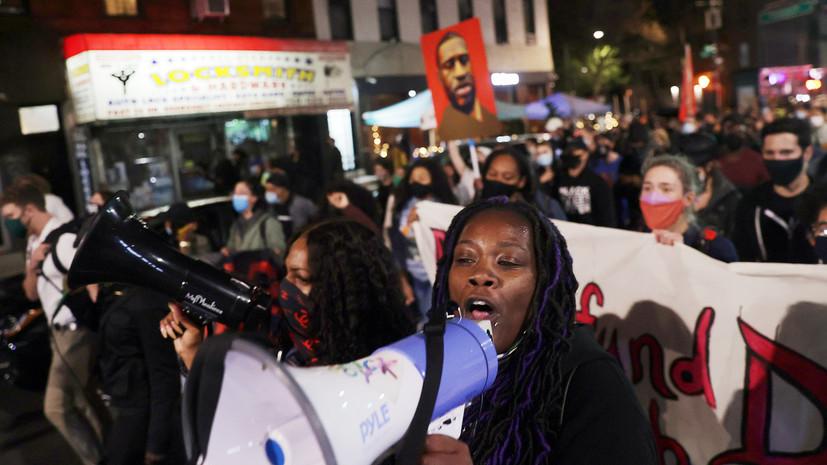 «Поддерживает повестку»: как Байден собирается бороться с «систематическим расизмом» среди правоохранителей в США