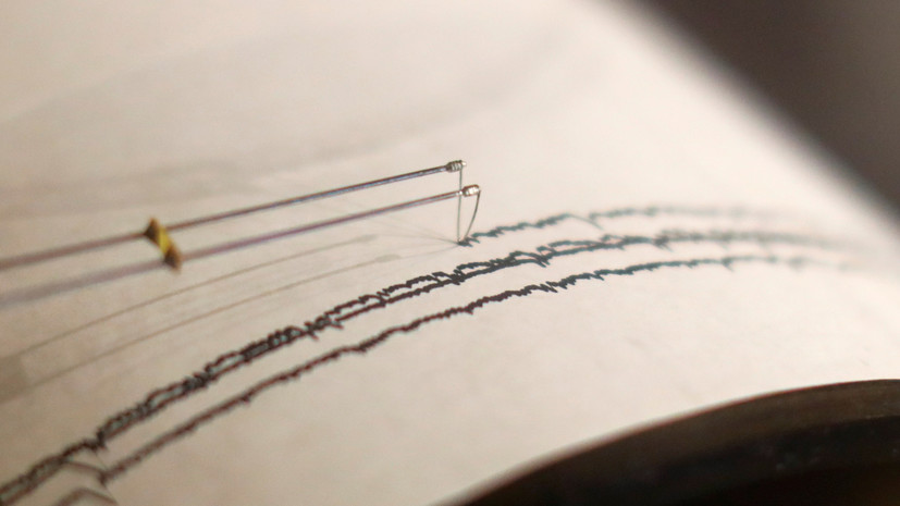 Землетрясение магнитудой 5,5 произошло у побережья Чили