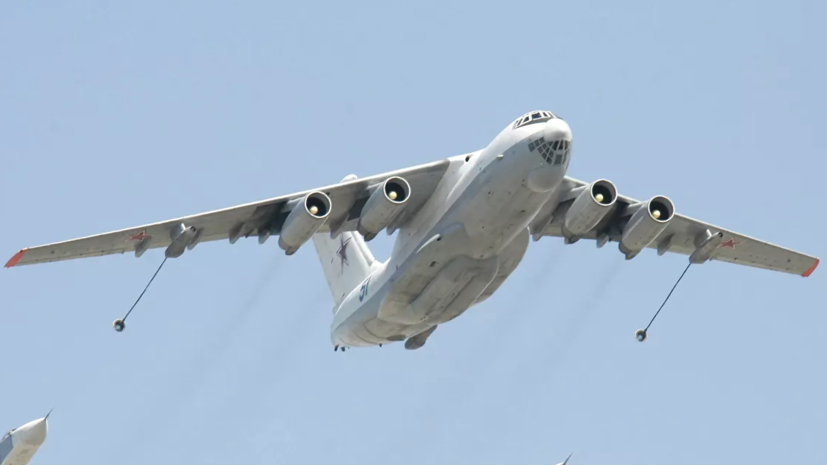 В ОАК прокомментировали данные об аварийной посадке Ил-78М-2