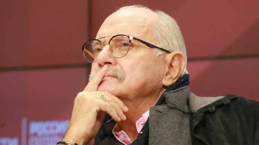 Никита Михалков назвал «нравственным бешенством» новые правила на «Оскаре»