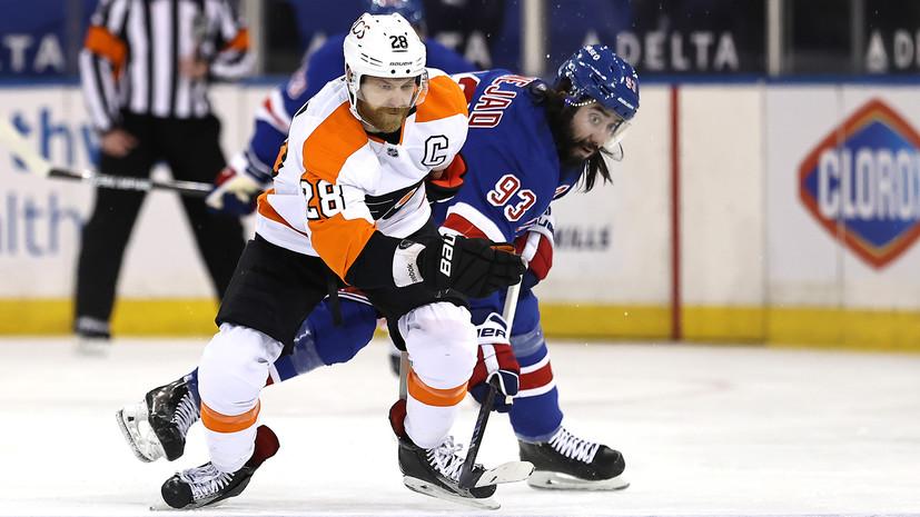 «Даллас» проиграл «Детройту» в матче НХЛ, Гурьянов забросил шайбу