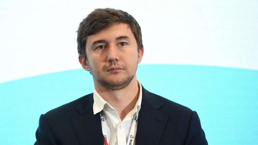 Карякин оценил шансы российского шахматиста Непомнящего выиграть турнир претендентов