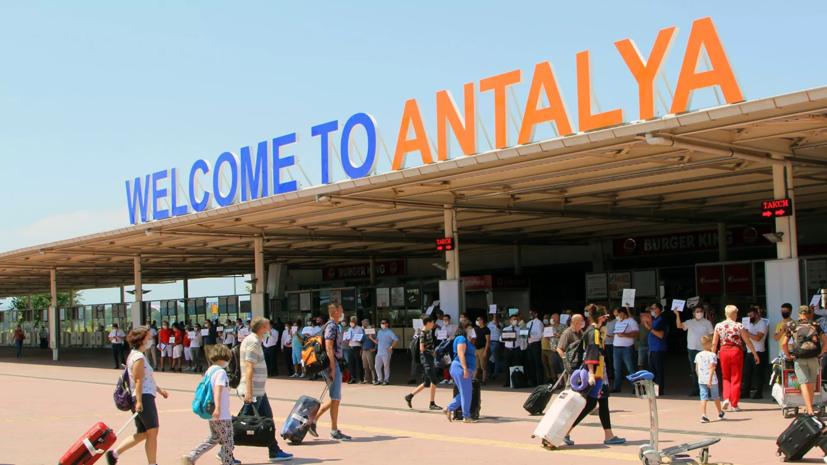 В Россию из Турции и Танзании вывезено более 60 тысяч человек