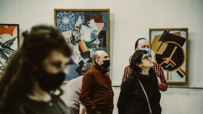 Выставка «Авангард. На телеге 21 век» открылась в Кирове