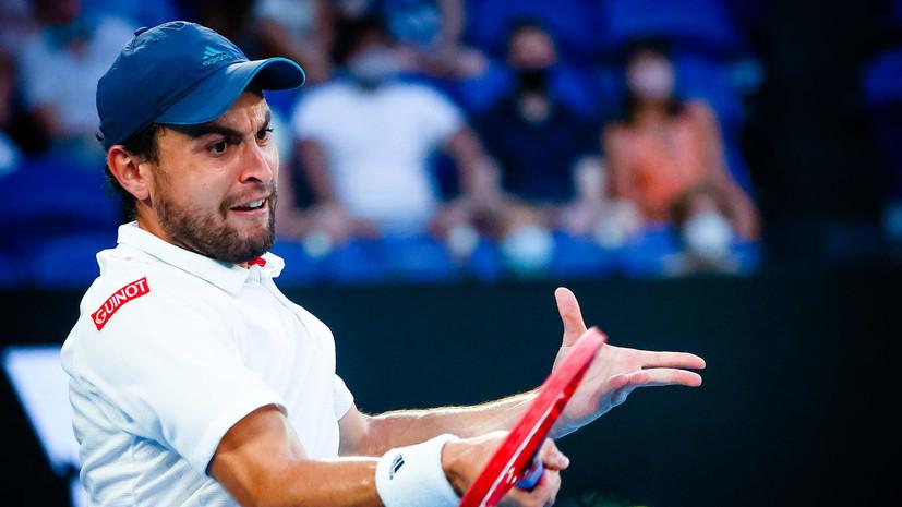 Карацев вышел в полуфинал турнира ATP в Белграде, где сыграет с Джоковичем
